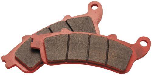 BikeMaster SH1097 Sintered Brake Pads for ATV Front//Rear