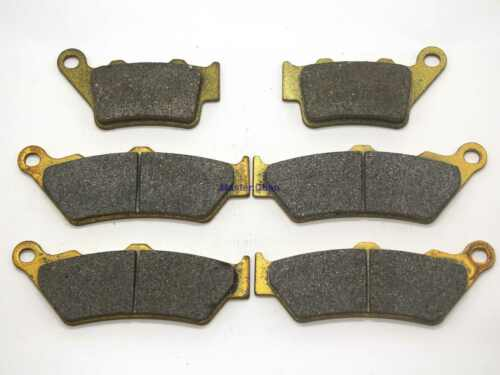 800 GS GT 700 GS Front Rear Brake Pads For BMW F 650 GS Sertao Dakar CS