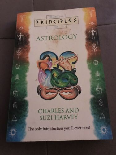 1 of 1 - Principles of - Astrology: The only introduction by Harvey, Suzi  - Paperback