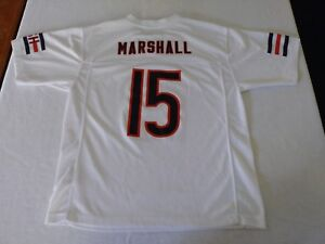 Details about NWOT #15 BRANDON MARSHALL CHICAGO BEARS NFL JERSEY YOUTH SIZE L 14-16