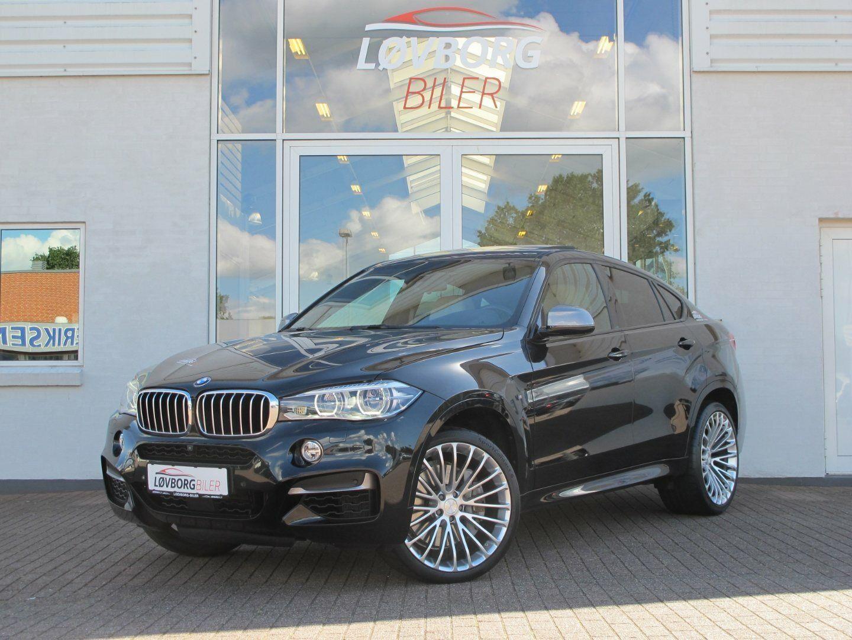 BMW X6 3,0 M50d xDrive aut. 5d - 4.689 kr.