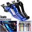 Paar-Kurz-Einstellbar-Brems-Kupplung-Hebel-Brake-FUR-Suzuki-GSXR600-2004-2005 Indexbild 3