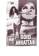 NFP Nr.6612 Addio Manhattan (Edie Sedgwick)