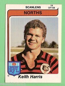 1980-NORTH-SYDNEY-BEARS-SCANLENS-RUGBY-LEAGUE-CARD-19-KEITH-HARRIS