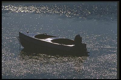 Persevering 243087 Cedar Boat A4 Photo Print Art