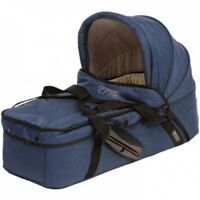 Mountain Buggy 2010 - 2012 Carrycot In Navy For Duo Stroller