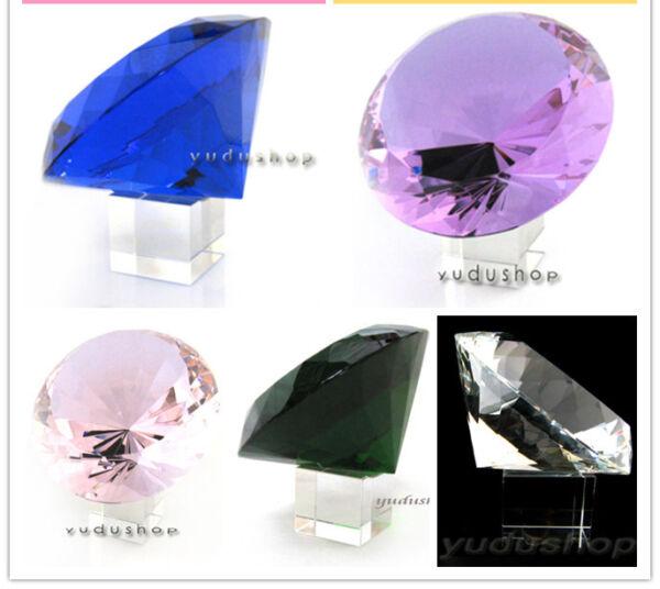 Diskret Glasdiamant Dekodiamant Aus Kristallglas Ø150 Mm Fein Verarbeitet