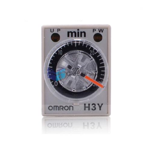 OMRON H3Y-2-C Timer DC24V 10s New