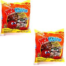 VEro Pica Goma Tamarind GUMMIES (2x 1-Lb 5-oz) 2x100-pcs bag MEXICAN CANDY
