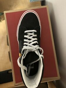 685e208c2827 Thrasher Vans Old Skool Sk8 Hi Men s 10.5 Hi Top High Skateboarding ...
