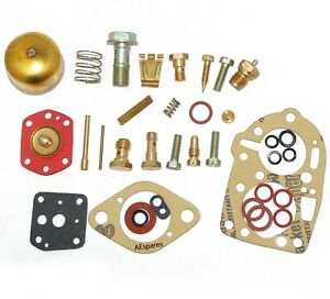 Solex-type-M-32-PBIC-MCS-1026-Carburetor-Repair-Kit-Willys-CJ2A-CJ3A-Jeep