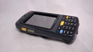 Details about Motorola Symbol MC70 MC7090-PK0DCRQA7WR Barcode Scanner High  Memory Datawedge