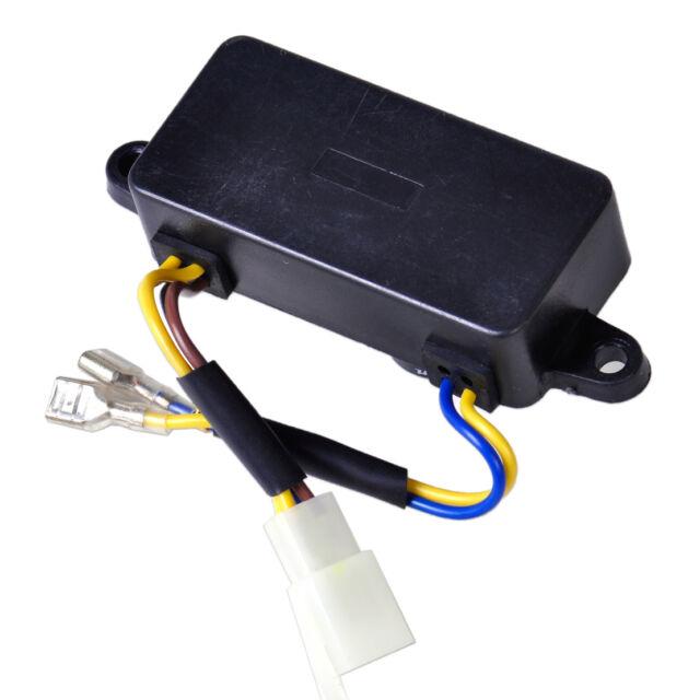 AVR Automatic Voltage Regulator Rectifier Generator 3KVA 2KVA 2.5KVA 2.8KVA KVA Aluminium