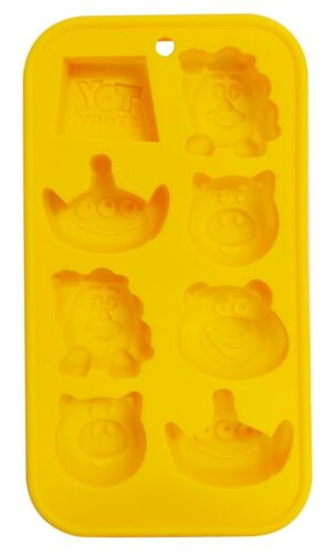 New Disney Toy Story Silicon Mold Ice Cube Tray Sherbet Chocolate Japan