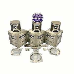 Polaris-600-Spi-Pistons-5MM-Sur-Alesage-1995-2000-95-00-Indy-Xlt-Xcr-Rmk-Ltd-Sp