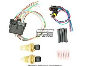 details about a604 40te 41te 41tes input output speed sensor wire harness  kit solenoid block