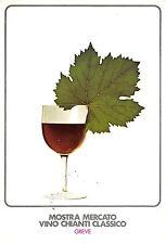 5187) GREVE (FIRENZE) MOSTRA 1974 VINO CHIANTI CLASSICO.