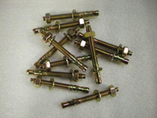 Concrete Fixings. Masonry M16 Through Bolt