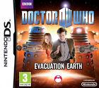 Doctor Who: Evacuation Earth (Nintendo DS, 2010) - European Version