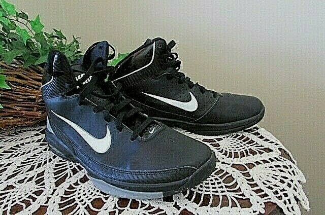Mens Nike Air Max Hyped Basketball