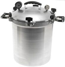 All American 930 30 Qt Heavy Cast Aluminum Pressure Cooker / Canner  NEW