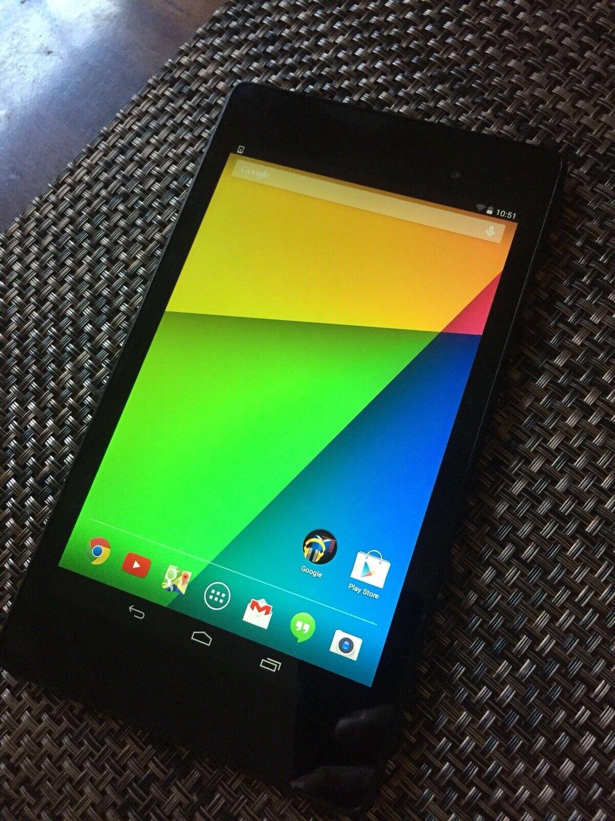 For Google Nexus 7 2nd Gen Asus K008 K009 Lcd Touch Digitizer Assembly For Sale Online Ebay