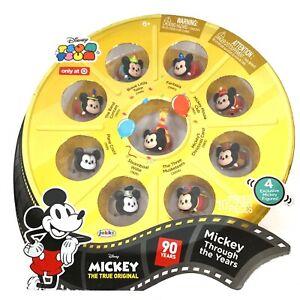 Mickey Mouse Through The Years Figure Set Jakks Disney Tsum Tsum Target