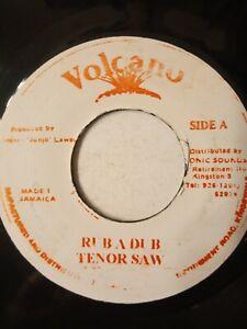 Tenor-Saw-Rub-A-Dub-7-034-Vinyl-Single