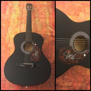 GFA I Swear Country Star * JOHN MICHAEL MONTGOMERY * Signed Acoustic