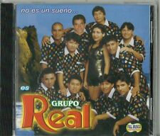 No Es Un Sueno Grupo Real  Latin Music CD New