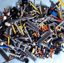 Genuine Lego Technic 500g 1/2kg Mixed Bundle Bricks Pins Axles Bushes Parts Bulk