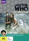Doctor Who - The Face Of Evil (DVD, 2012)