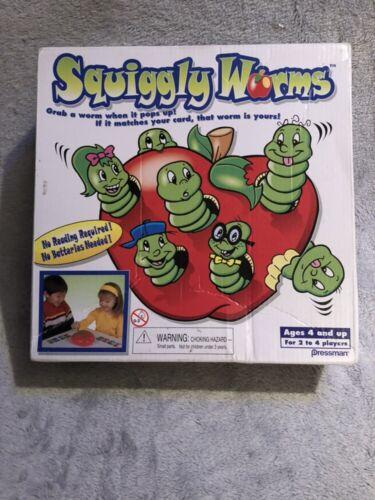 Pressman Toys onduladas gusanos Edición 2000-piezas de repuesto-libre UK FRANQUEO!
