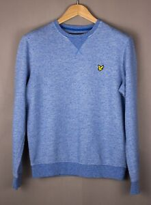 Lyle & Scott Herren Freizeit Pullover Sweatshirt GRÖSSE S ATZ962