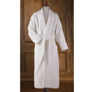 The-Genuine-Turkish-Cotton-Bathrobe-Unisex-Large-Ladies-18-Men-44-46-White