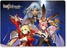 Fate/Extella Extra Nero Tamamo Altera A3 Card Character Clear Desk Play Mat 3