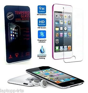 100% Genuine Tempered Glass Screen Protector For Apple iPod Touch 4th Generation