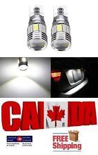 2pcs T10 501 194 6000K W5W 5630 LED 6-SMD Car CANBUS ERROR FREE Wedge Light Bulb
