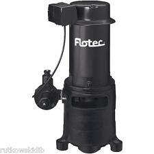 Flotec 1-HP Cast Iron Vertical Deep Water Well Jet Pump 115/230V