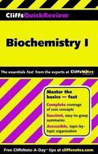 Biochemistry I (Cliffs Quick Review)