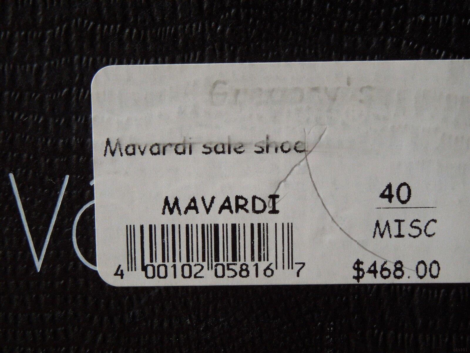 Nouveau  468 SANTINI mavardi Miami  Lili  en en en Daim Noir Bride Cheville Chaussures 40 10-sexy a2abdc