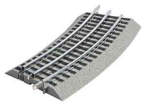 LIONEL-6-12022-FASTRACK-train-fast-track-036-HALF-CURVE-NEW