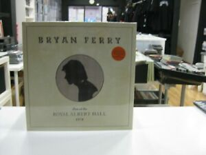 Bryan Ferry LP Europa Live At The Royal Albert Hall 1974 2020