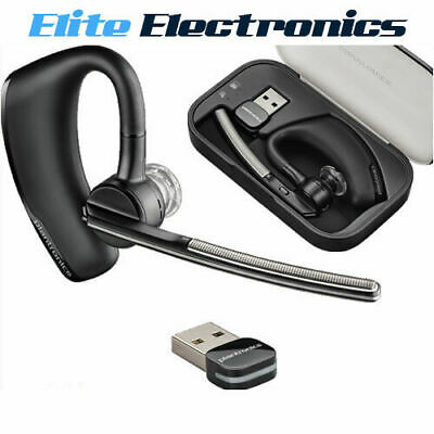 Plantronics Voyager Legend Uc B235 M Bluetooth Headset Ms Lync Charging Case Ebay