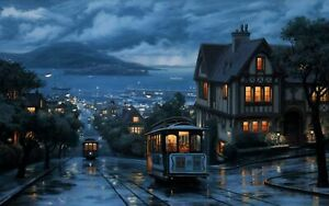 San-Francisco-CANVAS-PICTURE-WALL-ART-34x38