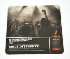 Jack Daniel's USA Sigue Diferente Sottobicchieri di Birra Di7erente