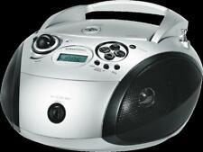 Artikelbild Grundig RCD 1445 USB Silber-Schwarz CD Radio