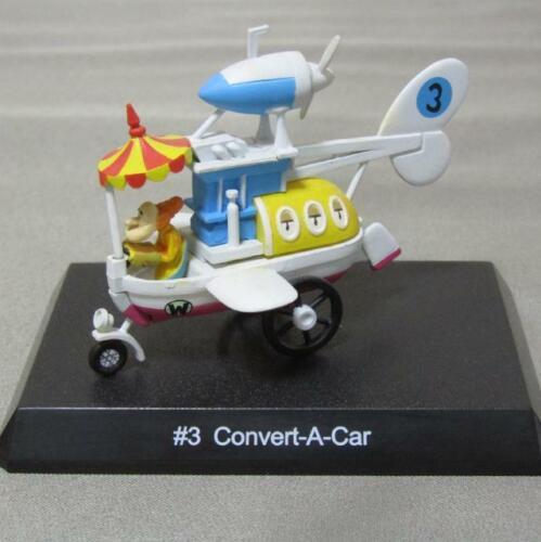 【MINT】WACKY RACES NO.3 CONVERT-A-CAR Konami Hanna Barbera Vintage Rare Japan