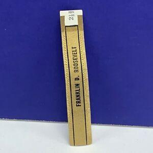 Cigar Label Vintage Smoking Advertising Ephemera Sign Mcm Franklin D Roosevelt 2 Ebay