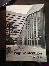 EUGENIO MONTUORI 1907-1982 architettura